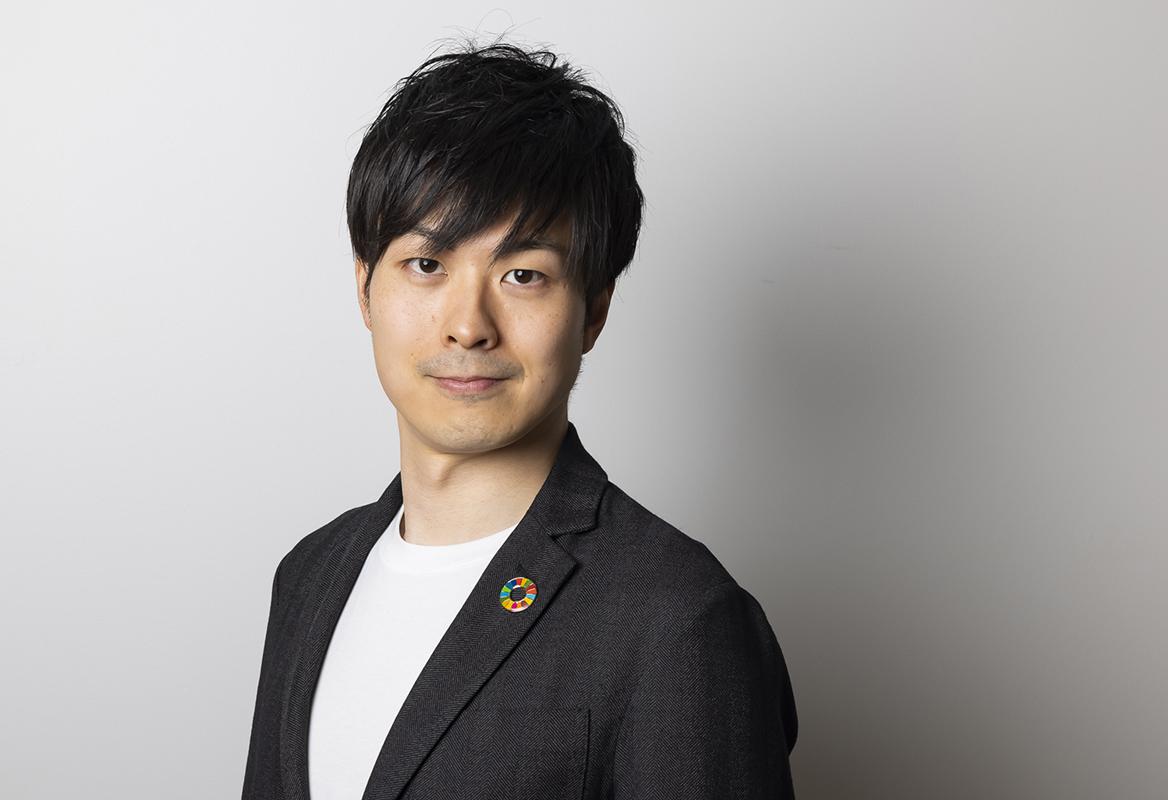 米田真介プロフィール写真